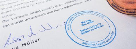 Beratung, Gutachten & Immobilienerwerb